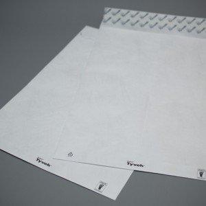 Printed Tyvek Tear Resistant Envelope