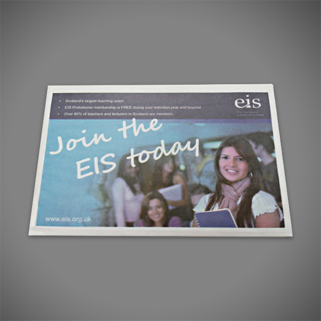 C5 Board Back Envelope Litho Overprinted Full Colour High Ink Coverage Printing