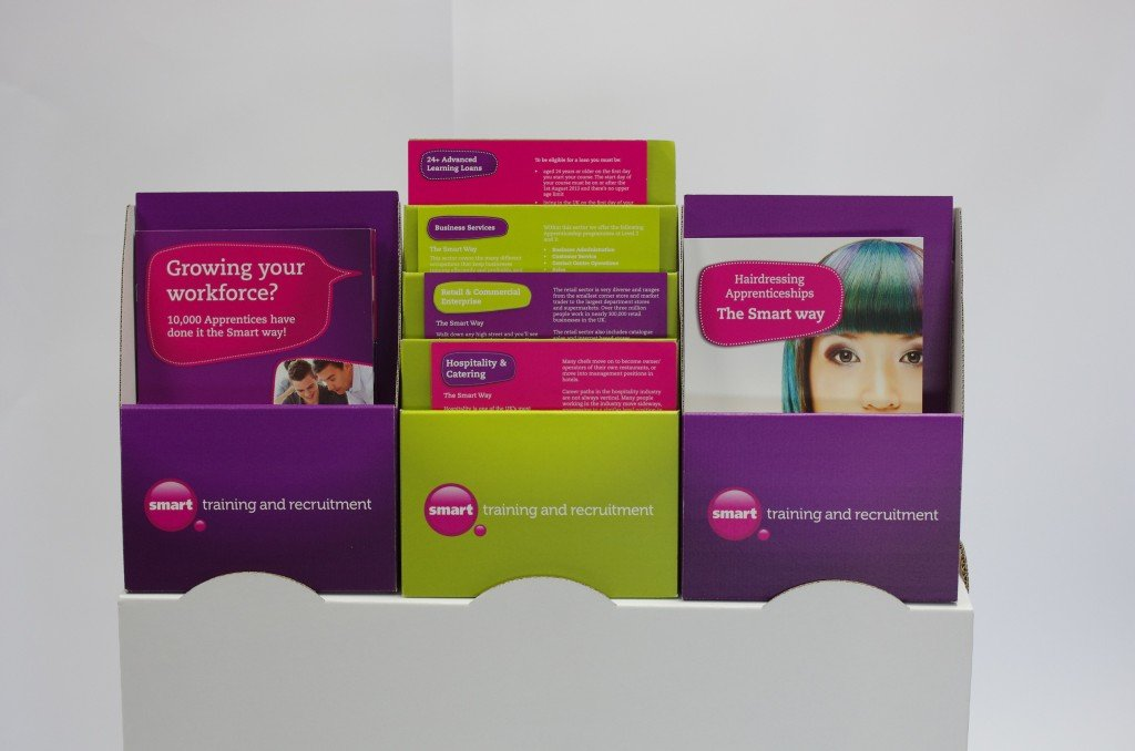 Smart Training Leaflet Stand FSDU
