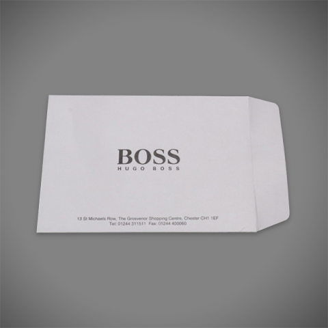 Small Receipt Pocket Envelopes