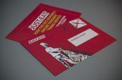 Bespoke Printed Envelope