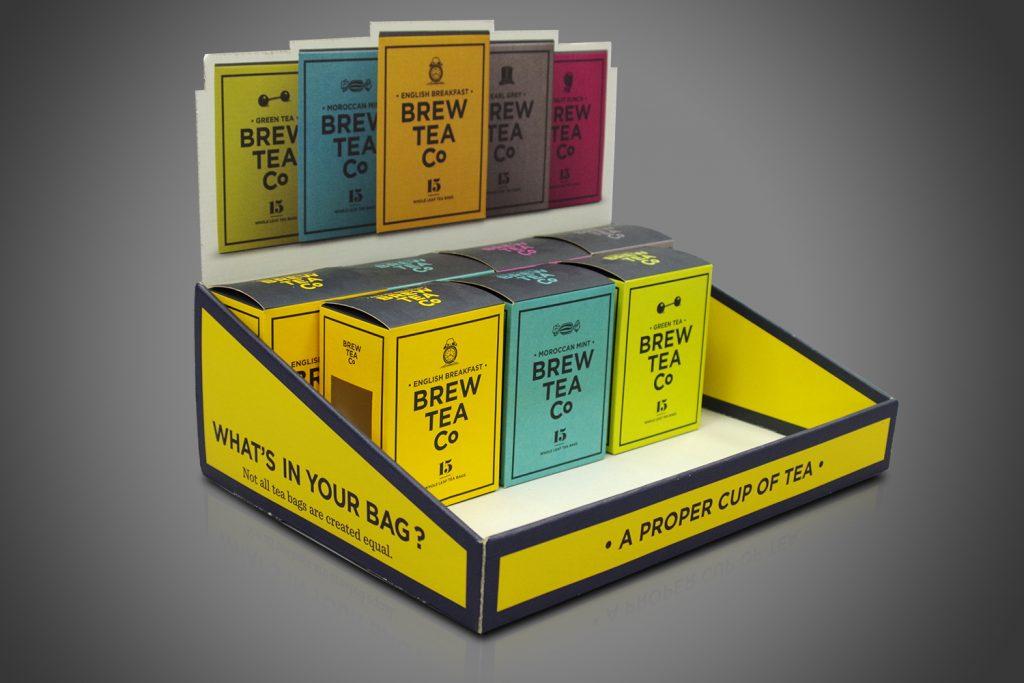 Teabag CDU Cardboard