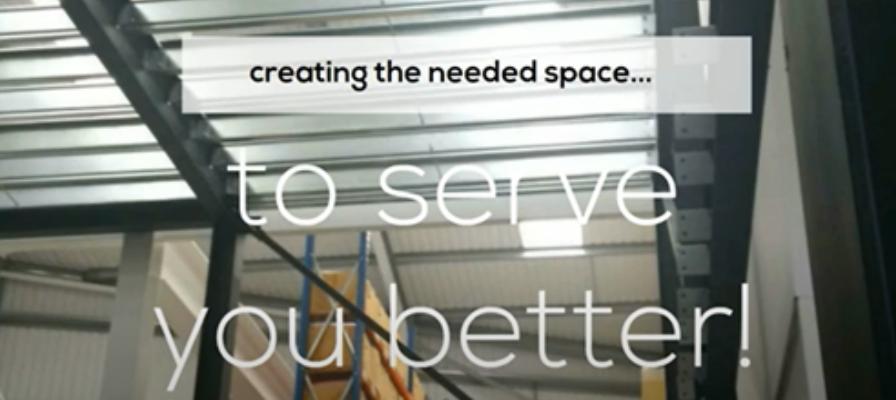Video: FSDU Manufacturing area expansion 1