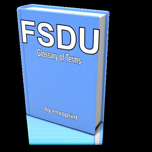 FSDU Dictionary