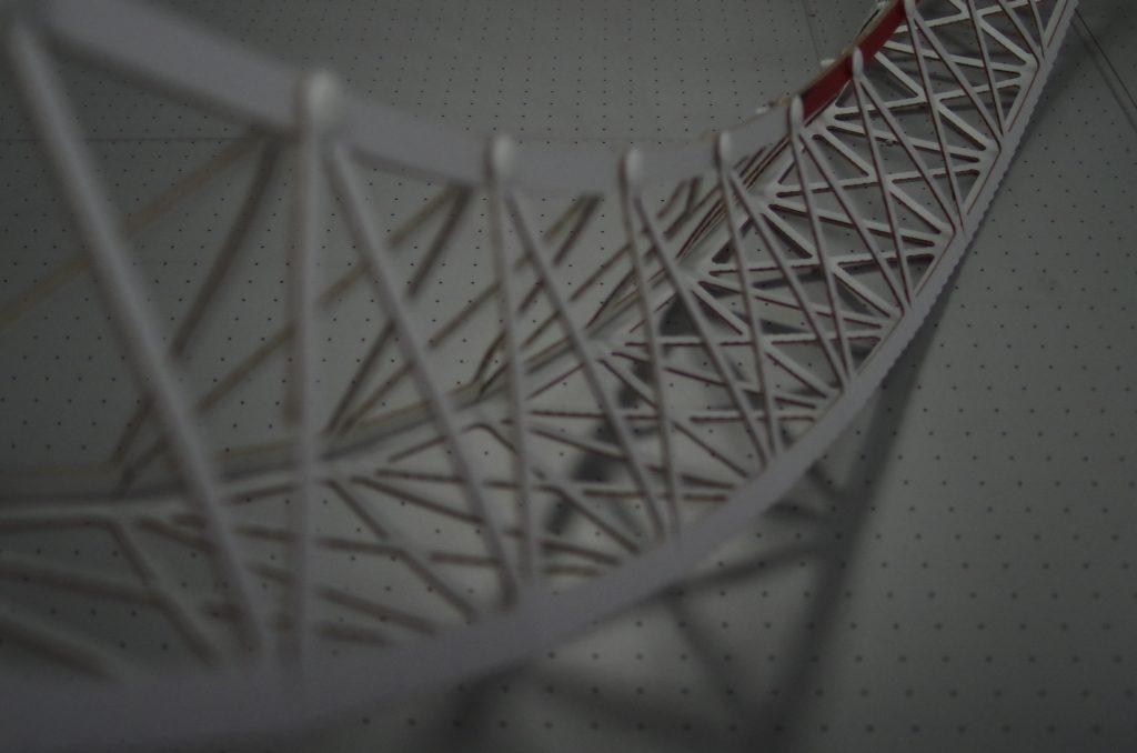 Cardboard Trade Show Display: Big Ben 3