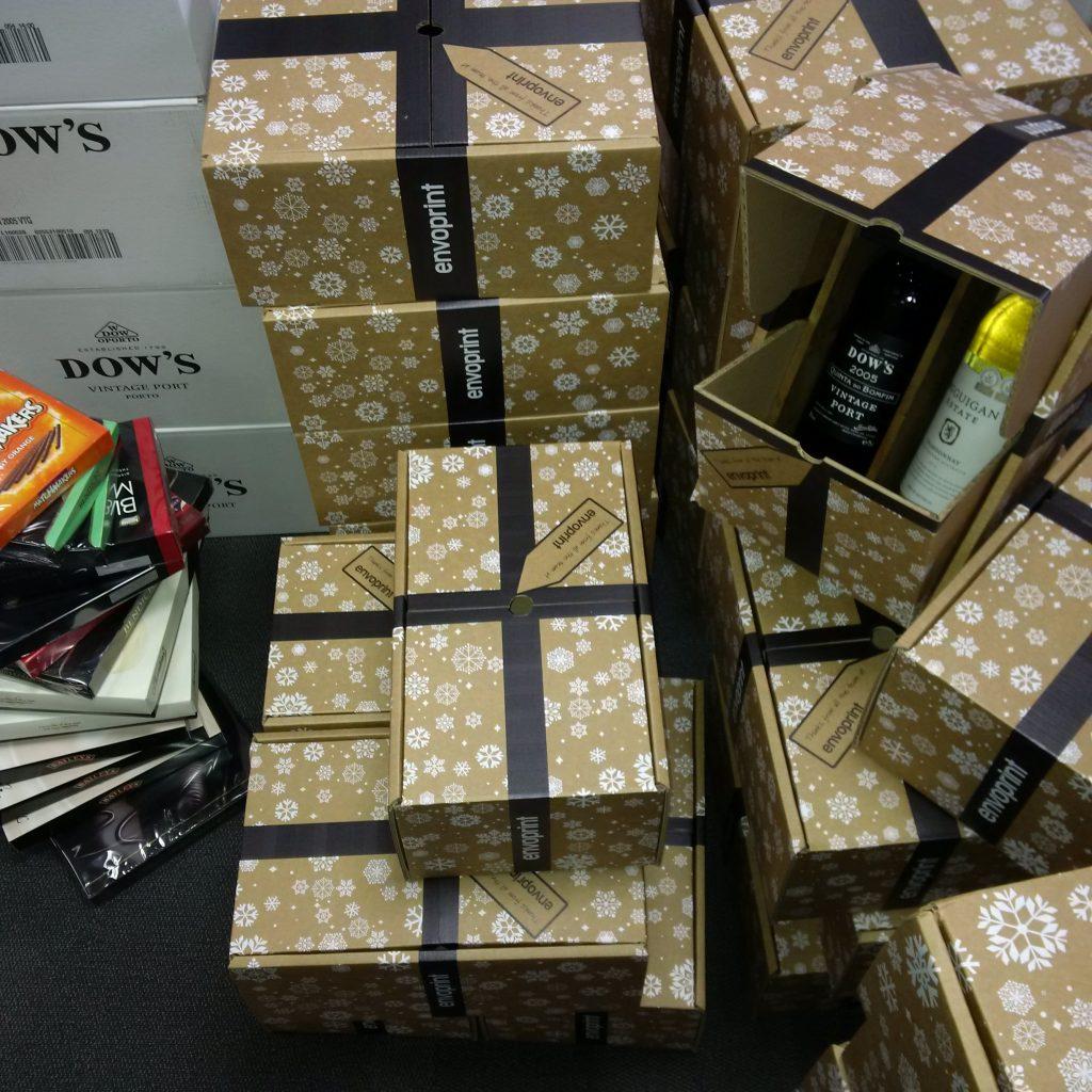 Christmas Gift Presentation Box