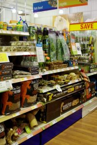 Pets at home - a competitive crowded retail environment for any FSDU