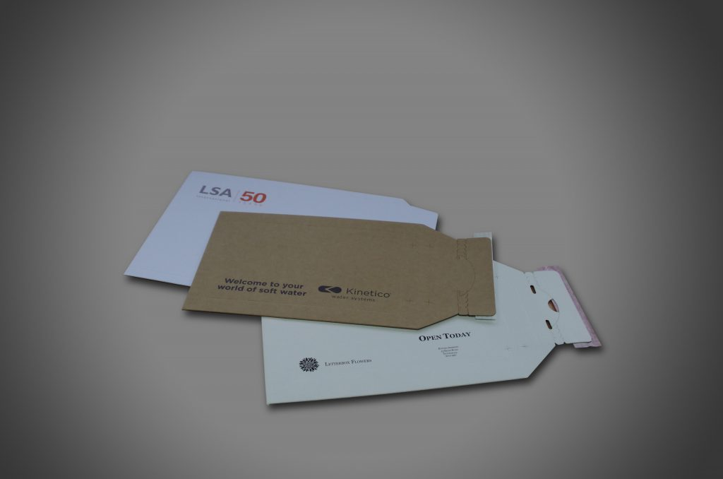 Printed Cardboard All-board Envelopes and Mailers