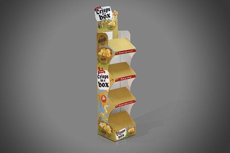 Crisps Display Stand