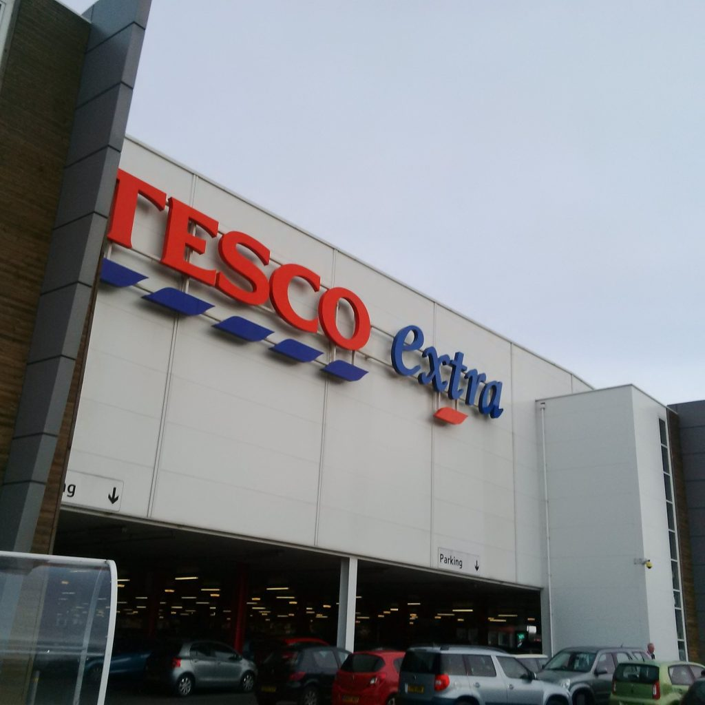 FSDU Book Stands into Tesco | Case Study 1