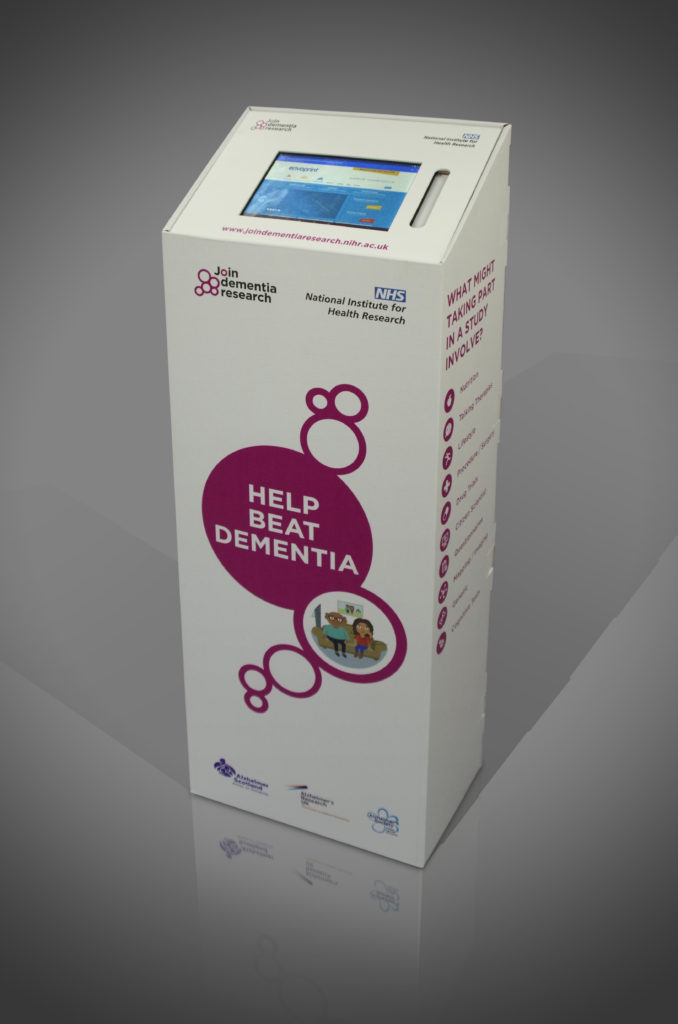 Cardboard Exhibition Display Stands for Trade Shows 10