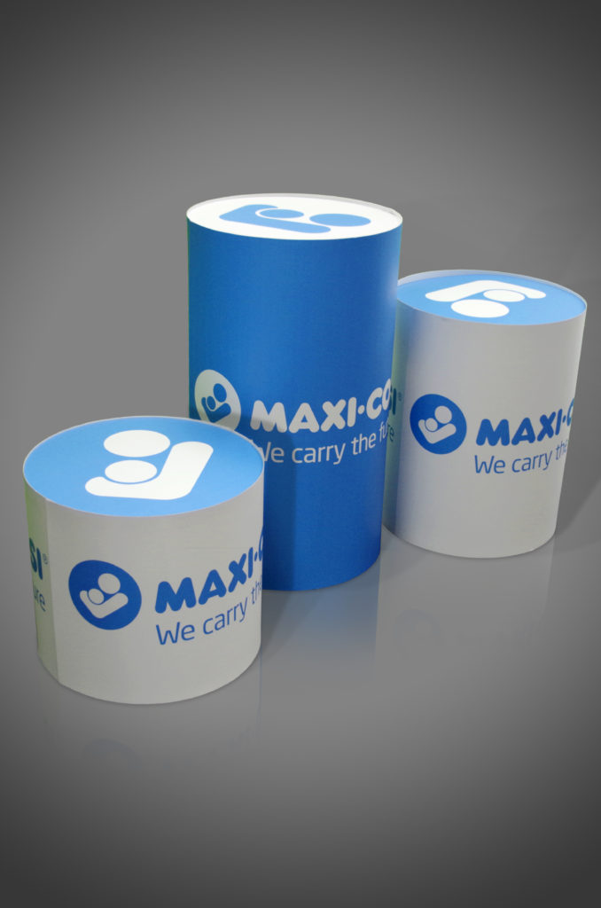 Cardboard Exhibition Display Stands for Trade Shows 12