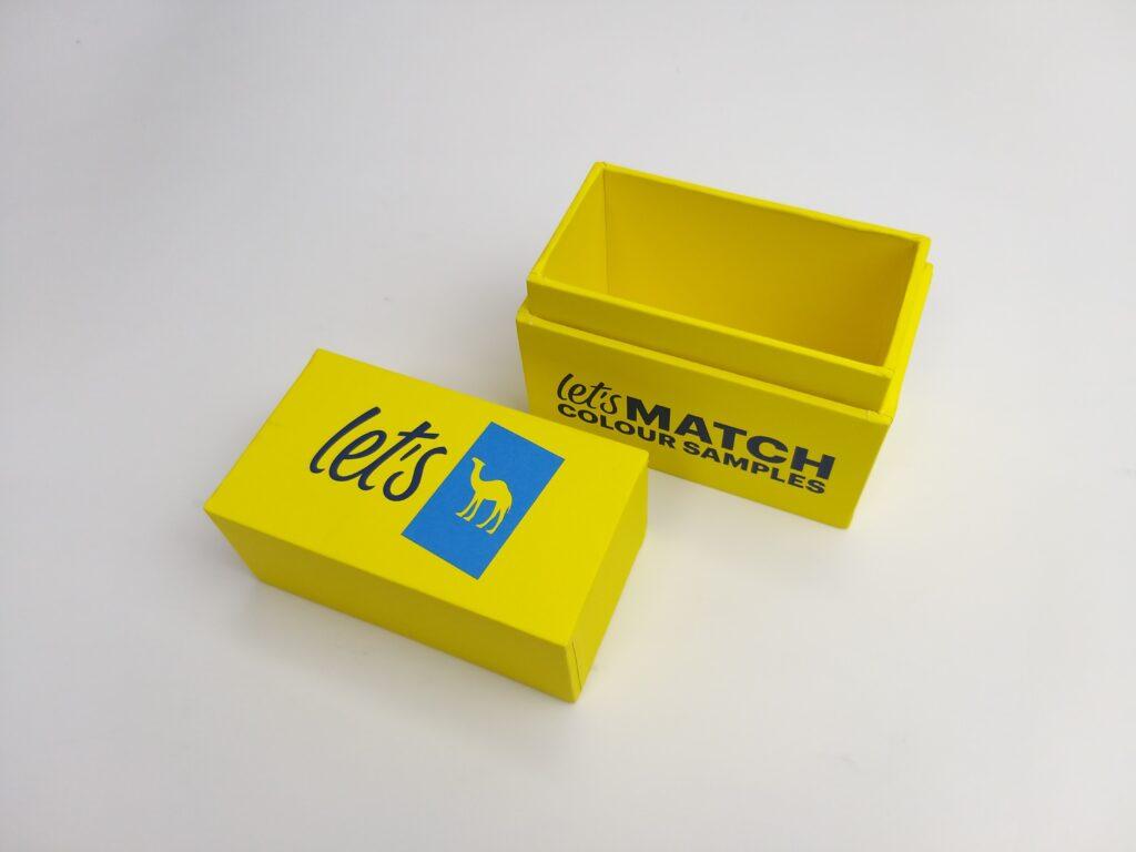 Custom Made Presentation Box