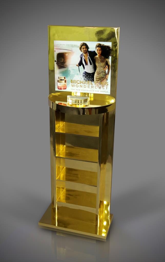 Perfume Display Stand