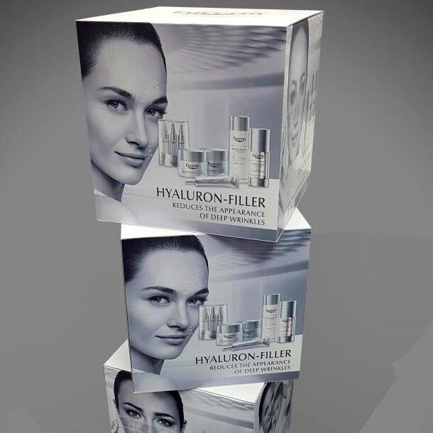 Makeup Branding For Retail